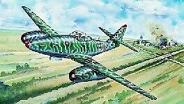 Messerchmitt Me 262 A-2a 1 32 Plastic Model Kit TRUMPETER