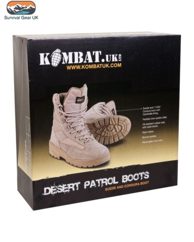 Boots Patrol Desert Combat Work Military Tan Jungle Tactical Army twHpA