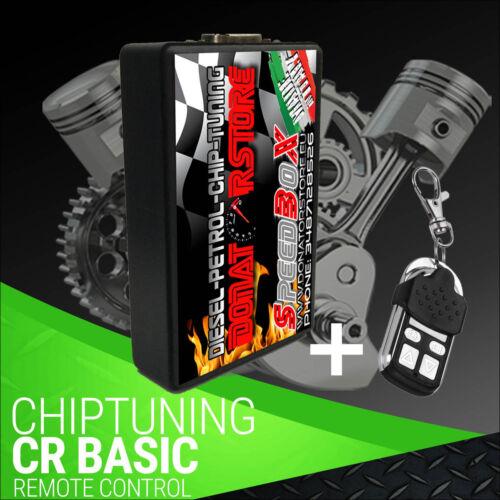 REMOTE CONTROLLER Chip Tuning Box VW TOUAREG 3.0 4.2 TDI
