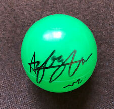 hand signed NCT 127 Lee Tae Yong autographed concert ball limited ??? 052019
