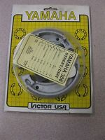 Yamaha Brake Shoes Part 306 In Manufacturers Package Free Shipping Peg