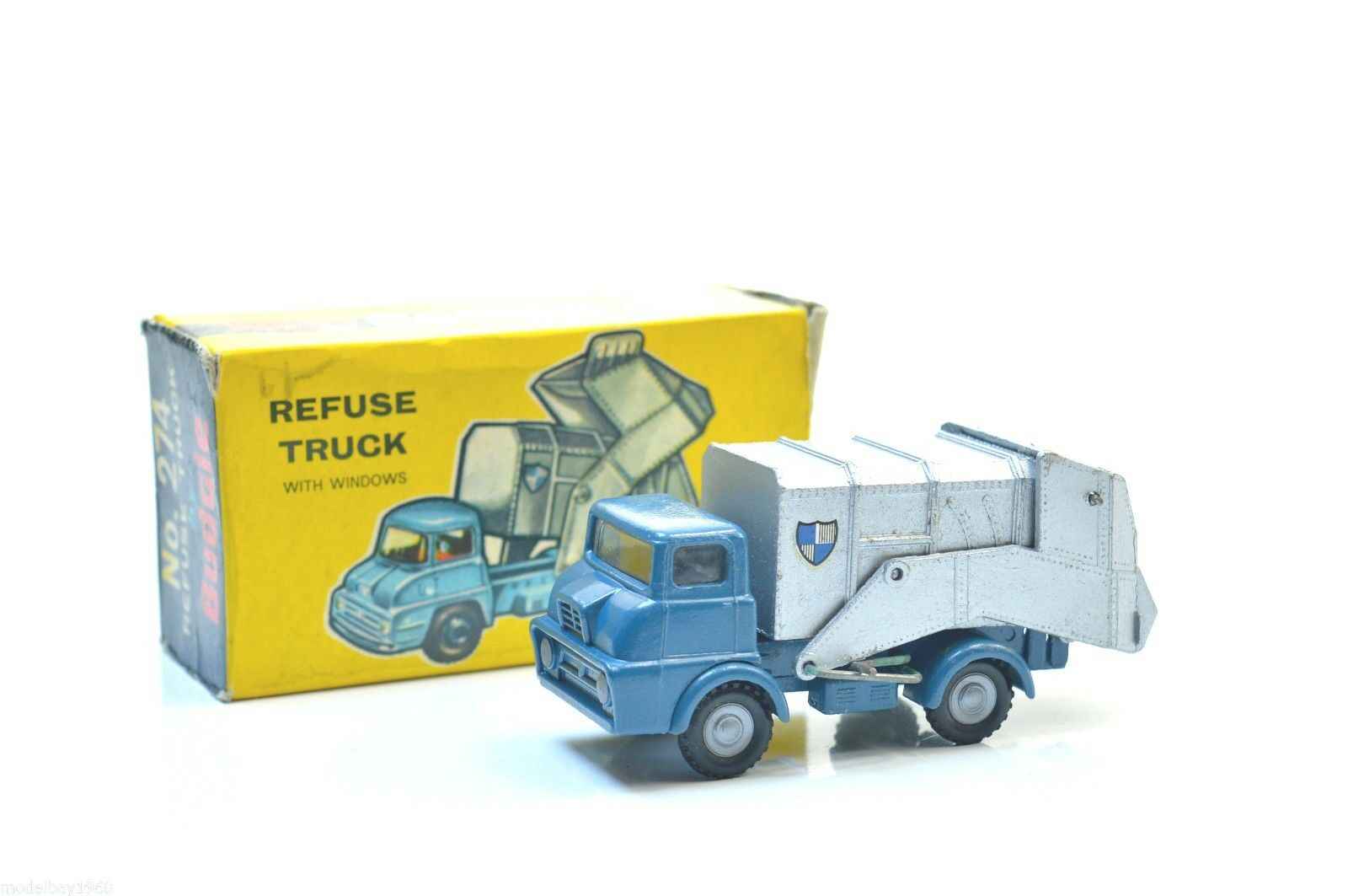 274 FORD THAMES REFUSE LORRY
