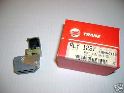 WG24X0119 Trane Relay 1237