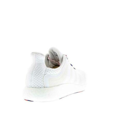 Mens ADIDAS PureBoost 2m White Textile Running Trainers S81737