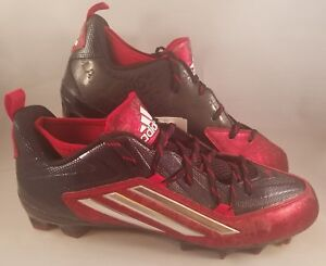 sale retailer b6ae7 b9df9 Image is loading Adidas-Crazyquick-2-0-Mid-Football-Cleats-Men-