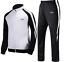 Mens-Tracksuit-Set-Jumpsuit-Joggers-Jackets-Pants-Sweatsuit-Activewear-Winter-US thumbnail 13