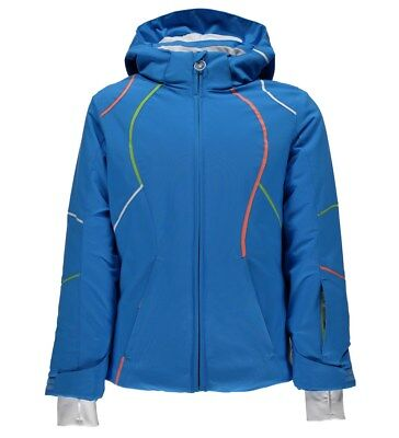 NEW $200 SPYDER GIRLS SKI//SNOWBOARD TRESH JACKET