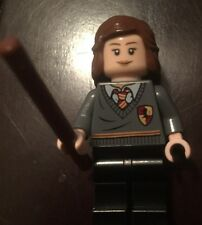 Lego HARRY POTTER minifigure HERMIONE GRYFFINDOR 4738 4842 flat shipping