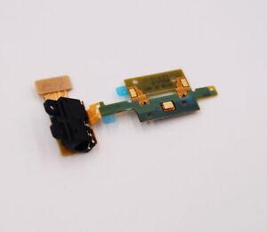 Original Sony Xperia 10 I4193 3,5 mm Audio Anschluss Buchse Kamera LED Flex