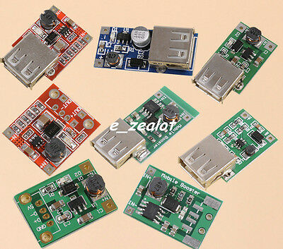 DC-DC Step Up Power Supply Module Boost Converter USB Charger 5V For Phone lot