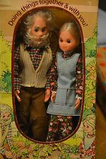 SUNSHINE FAMILY GRANDPARENTS FAMILIE SONNENSCHEIN OMA OPA   1975  NRFB NEU OVP
