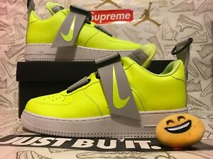 nike bright green shoes