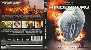Hindenburg. El Último Vuelo Blu-ray REGION LIBRE.A.B.C