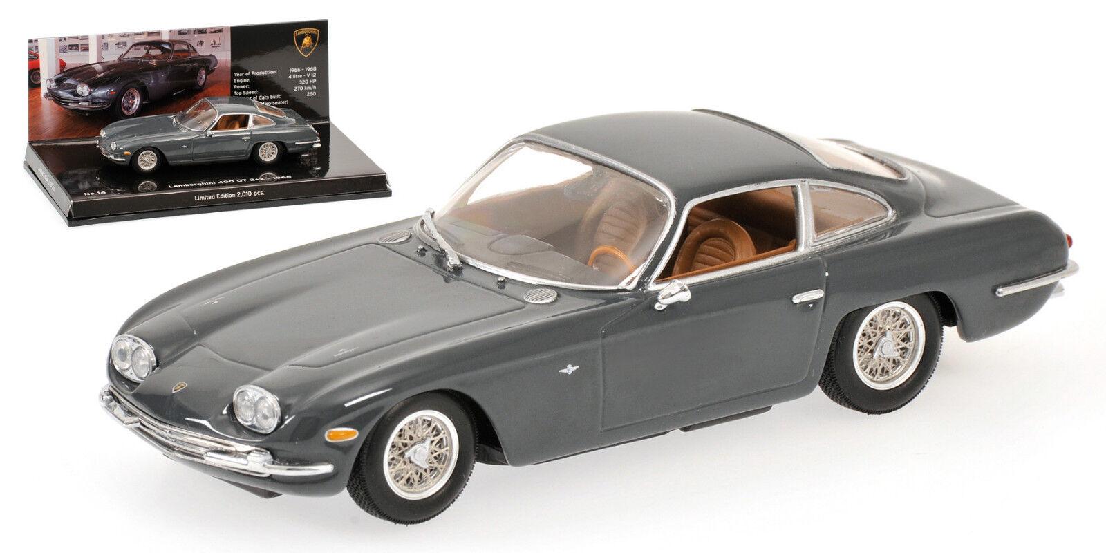 LAMBORGHINI   400 GT  1966      MINICHAMPS  1 43