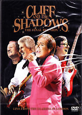CLIFF RICHARD AND THE SHADOWS the final reunion DVD NEU OVP/Sealed