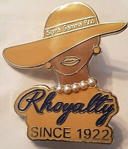 New Sigma Gamma Rho Rhoyalty Set