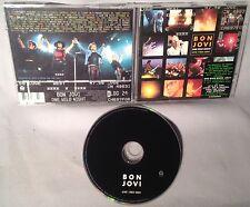 CD BON JOVI One Wild Night w/sticker attached CANADA MINT