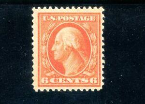USAstamps-Unused-FVF-US-Series-of-1908-Washington-Scott-336-OG-MLH