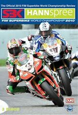 FIM SUPERBIKE WORLD CHAMPIONSHIP 2010 2 DVD. 446 Min. Biaggi/Aprilia DUKE 1864NV