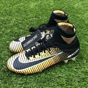 sports shoes 2cd44 bf79e Details about New Nike Jr Mercurial Superfly V DF FG Size 5 Soccer Cleats  Yellow 921526-801