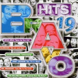 Bravo-Hits-19-1997-Sash-Spice-Girls-Bluemchen-Mr-President-All-Sa-2-CD