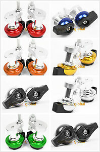 For-Yamaha-R1-2004-2005-2006-CNC-Frame-Sliders-Crash-Pads-Left-Right-8-Colors