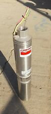 Dayton 1lzy1 Submersible Well Pump 115v 12 3 Wire 7 Gpm