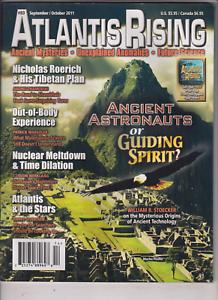 Atlantis Rising Mag  Astronauts & Nicholas Roerich Sept/Oct 2011 013120nonr
