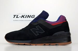 b513f8c4c18 New Balance M997CSS Black Magnet Made in USA Classic Sneaker Msrp ...