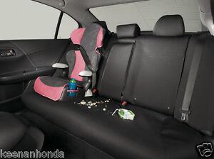 Image Is Loading Genuine OEM Honda Accord 4Dr Sedan Rear Seat