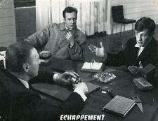 JEAN-PAUL BELMONDO ENRICO MARIA SALERNO ECHAPPEMENT LIBRE 1964  PHOTO #1