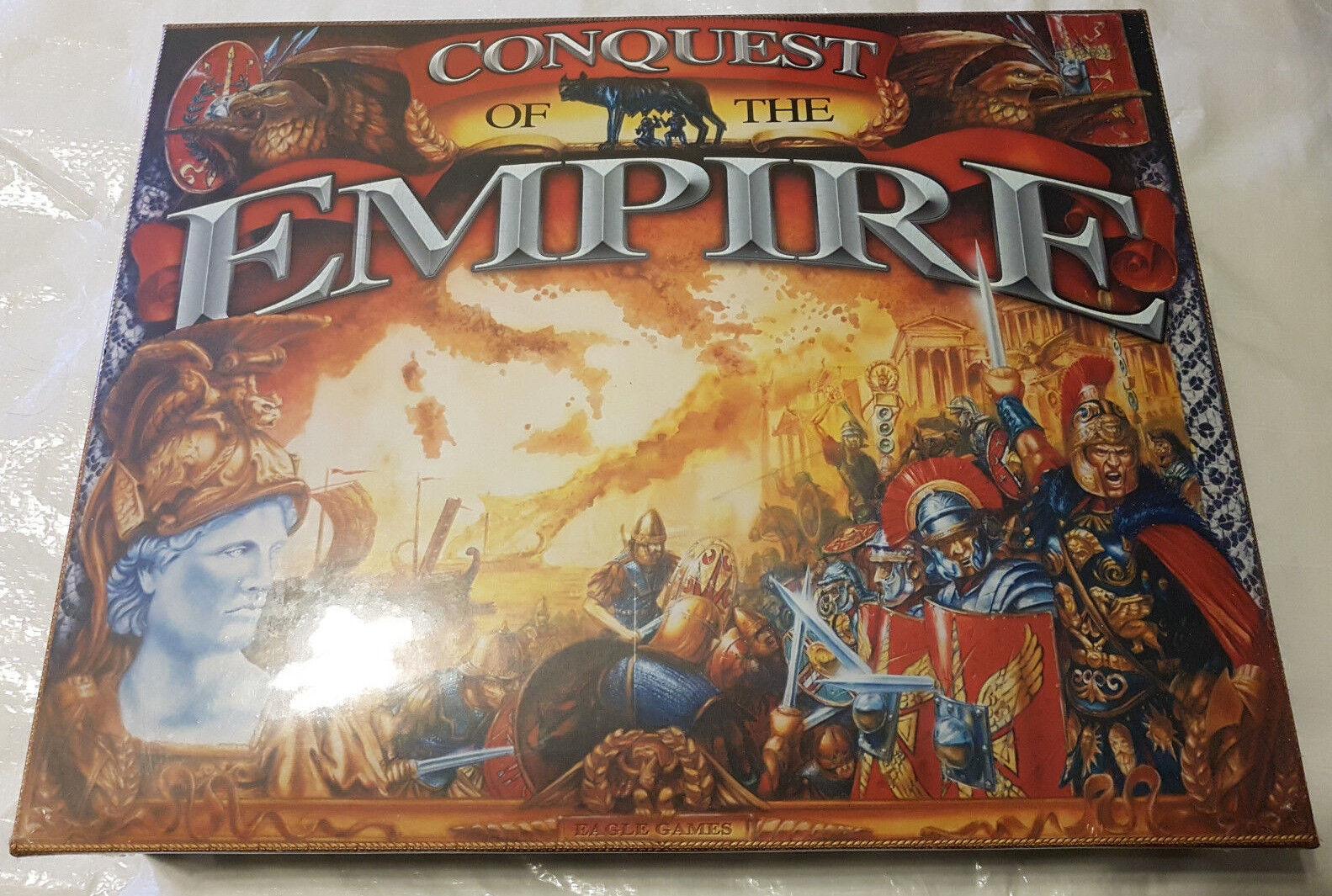 Conquest of the Empires NEU Eagle Games in Deutsch