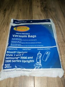 3-Bissell-Style-1-7-30861-and-Samsung-Vacuum-bags-Free-Shipping