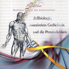 RAMTHA - Zellbiologie, Assoziatives Gedächtnis und die Persönlichkeit- 2 x CD