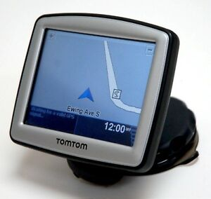 Details about NEW TomTom ONE 130 S Car GPS Navigator Package Set USA/Canada  Maps navigation