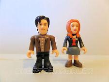 Doctor Who - 11th Undicesimo Dottore e Amy Pond (Character Building micro-Figura)
