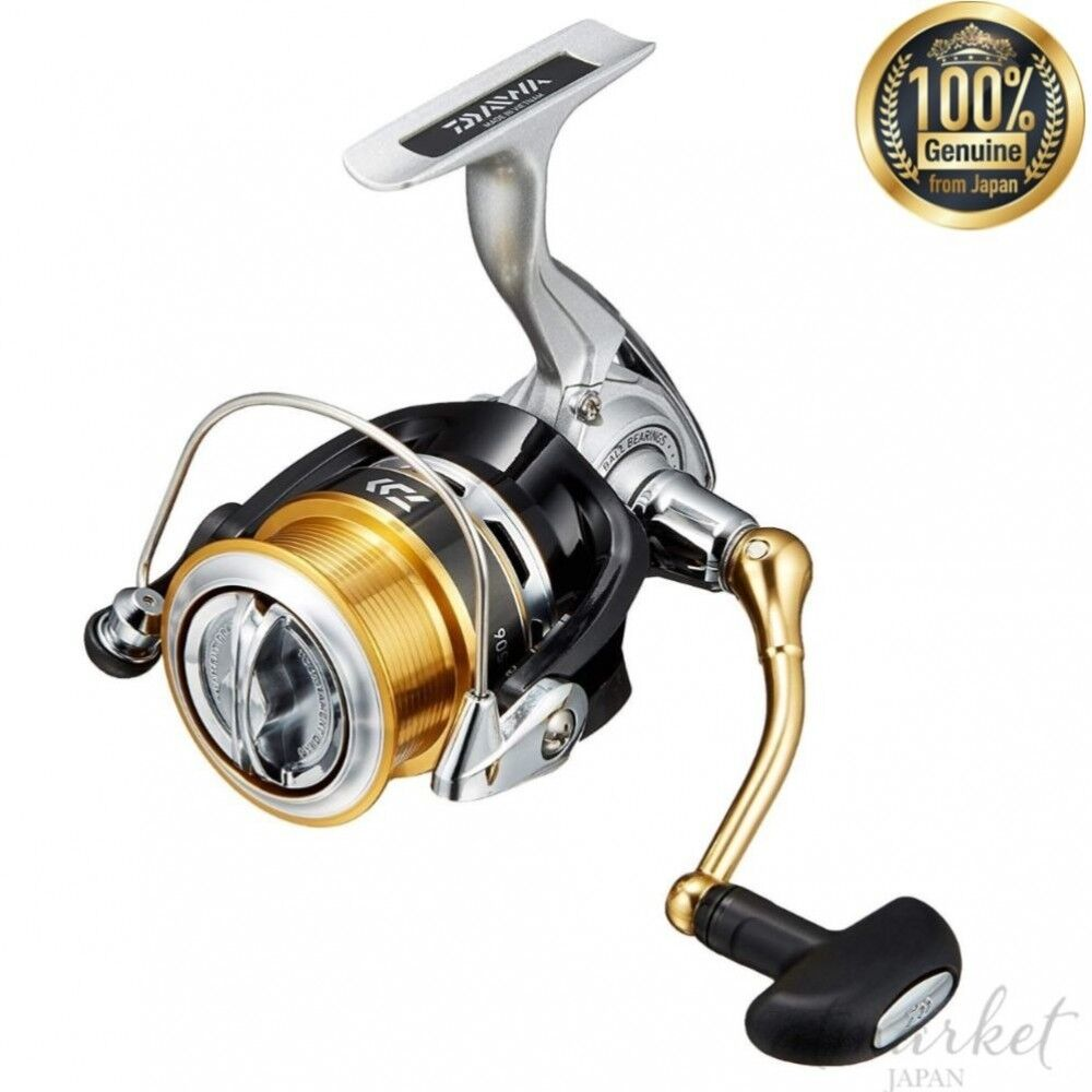DAIWA Spinning Reel 16 Crest 2506 (2500 Size) Fishing genuine from JAPAN NEW