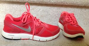 Image is loading Nike-Lunarglide-3-Lunarlon-Women-039-s-Orange- e57c1ecc46