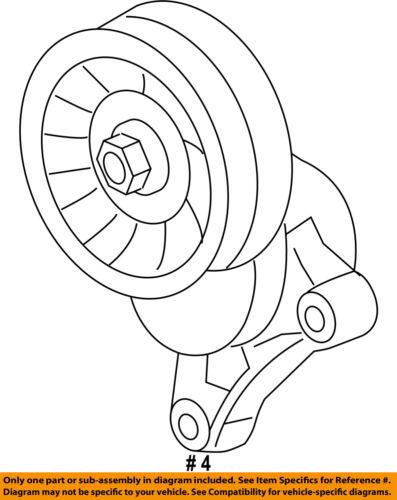 Gm Serpentine Belt Diagram