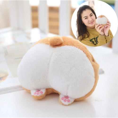 jolie nouveauté corgi fond coussin peluche oreiller pour enfants