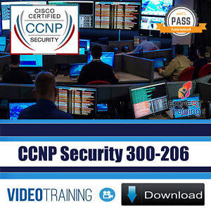 Details about Cisco CCNP Security 300-206 SENSS Exam 30 Hours Video  Training Course DOWNLOAD