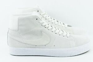 info for d399c c86b4 Details about Nike SB Zoom Blazer Mid Decon Mens Size 11 Skate Shoes AH6416  100 Summit White