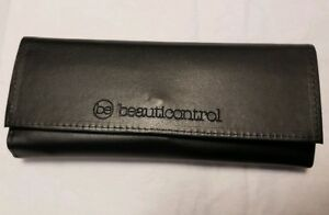 Beauticontrol-6-Piece-Professionally-Cosmetic-Brush-set-Carry-Case-NEW