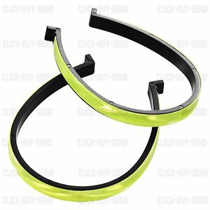 TROUSER-CLIPS-BIKE-CLIP-BIKE-CLIPS-CYCLE-CLIP-CYCLE-BICYCLE-HI-VIZ-1-X-PAIR-NEW