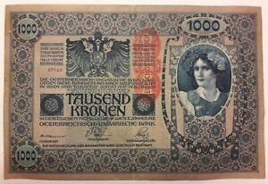 1000-Kronen-1902-1902-01-02-KM-60-Autriche