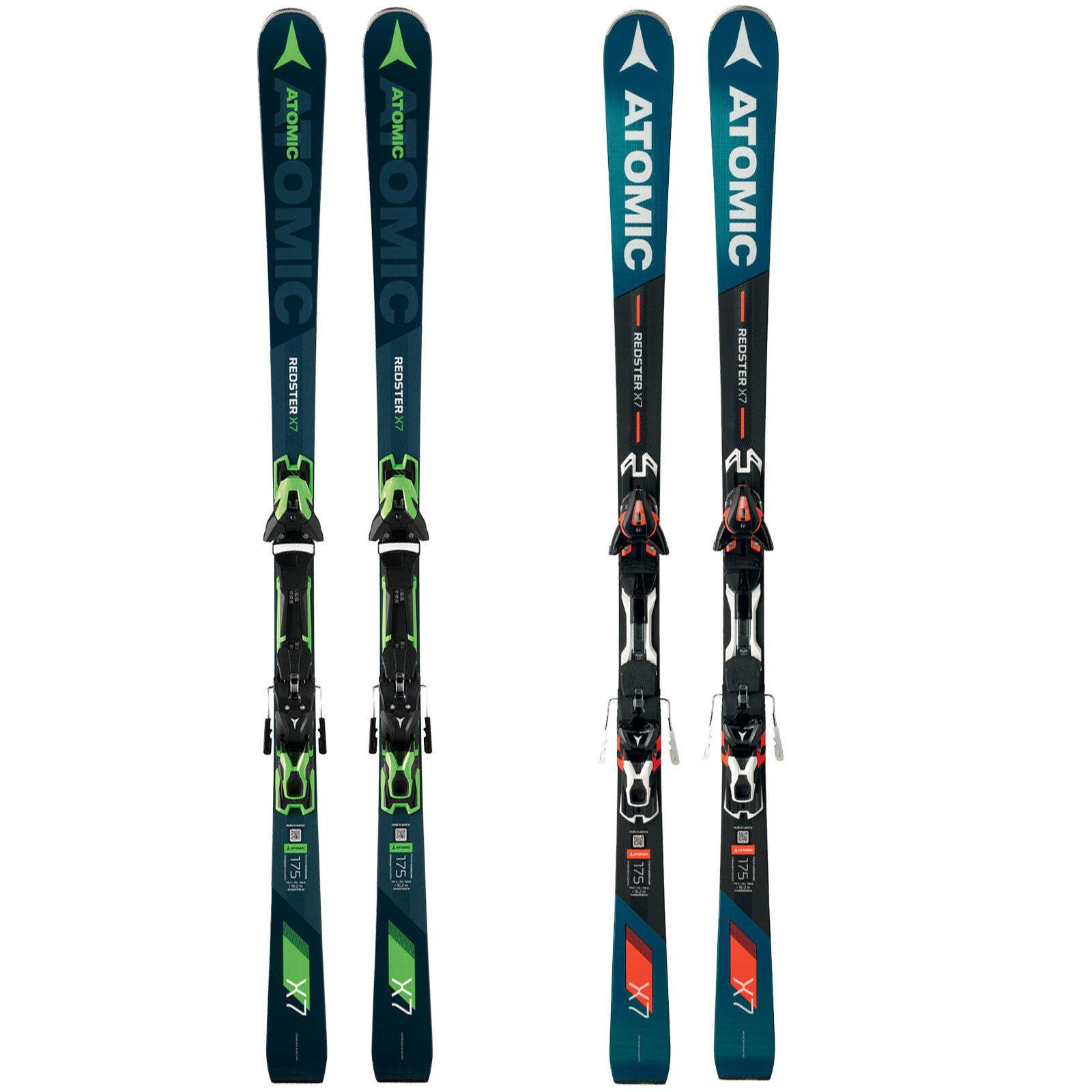 Atomic ROTster X7 Ski + FT 12 GW Bindung Herren-Pistenski Race Skiset Ski-Set