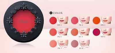 NEW VISEE Kose Japan Moisturizing Lip & Cheek Blush Cream 5.5g Japan F/S
