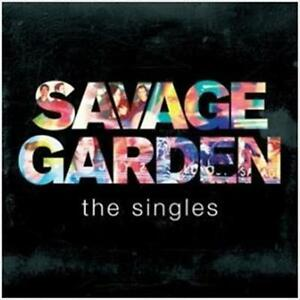SAVAGE-GARDEN-Singles-CD-NEW