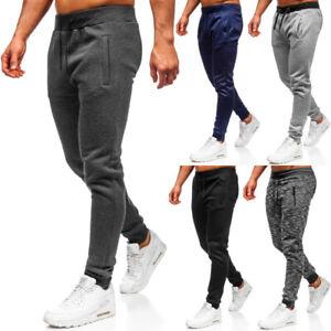 Trainingshose Jogger Sporthose Hose Classic Fitness Sport Herren Mix BOLF Basic