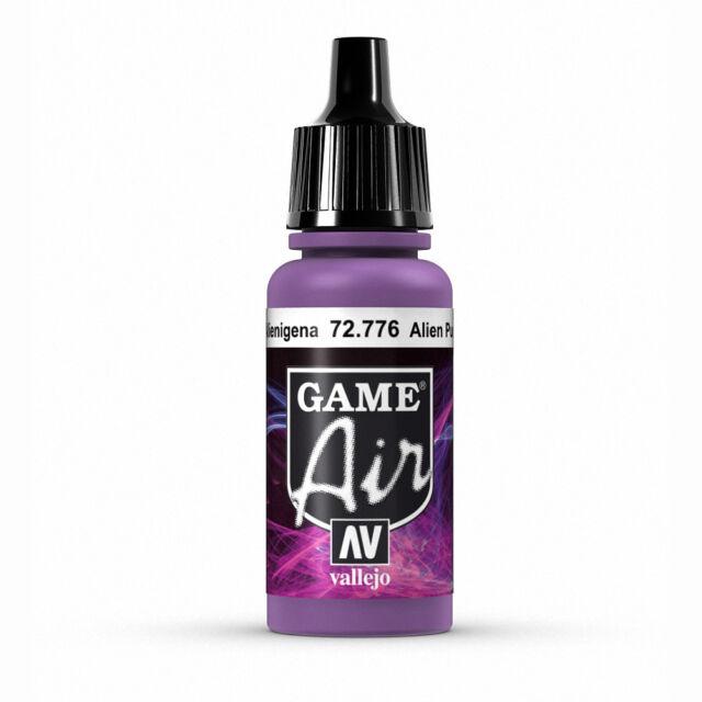 Vallejo Game Air Alien Purple 17ml Bottle VAL72776